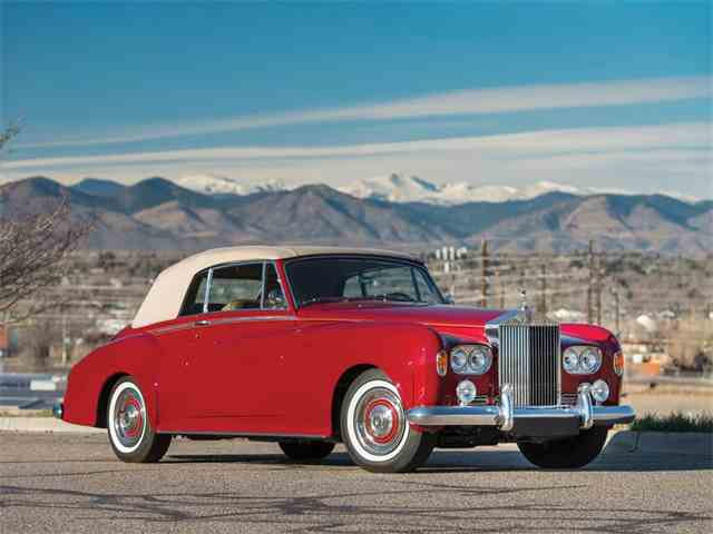 Picture of '64 Silver Cloud III Drophead Coupe Conversion - MWUM