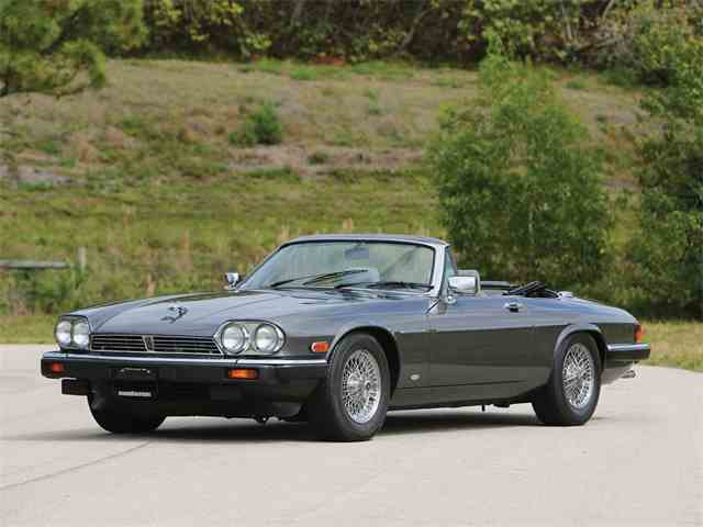 Picture of '87 XJ-S V12 Convertible - MWUN