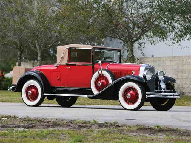 Picture of '29 Series 328 Convertible Coupe - MWUO