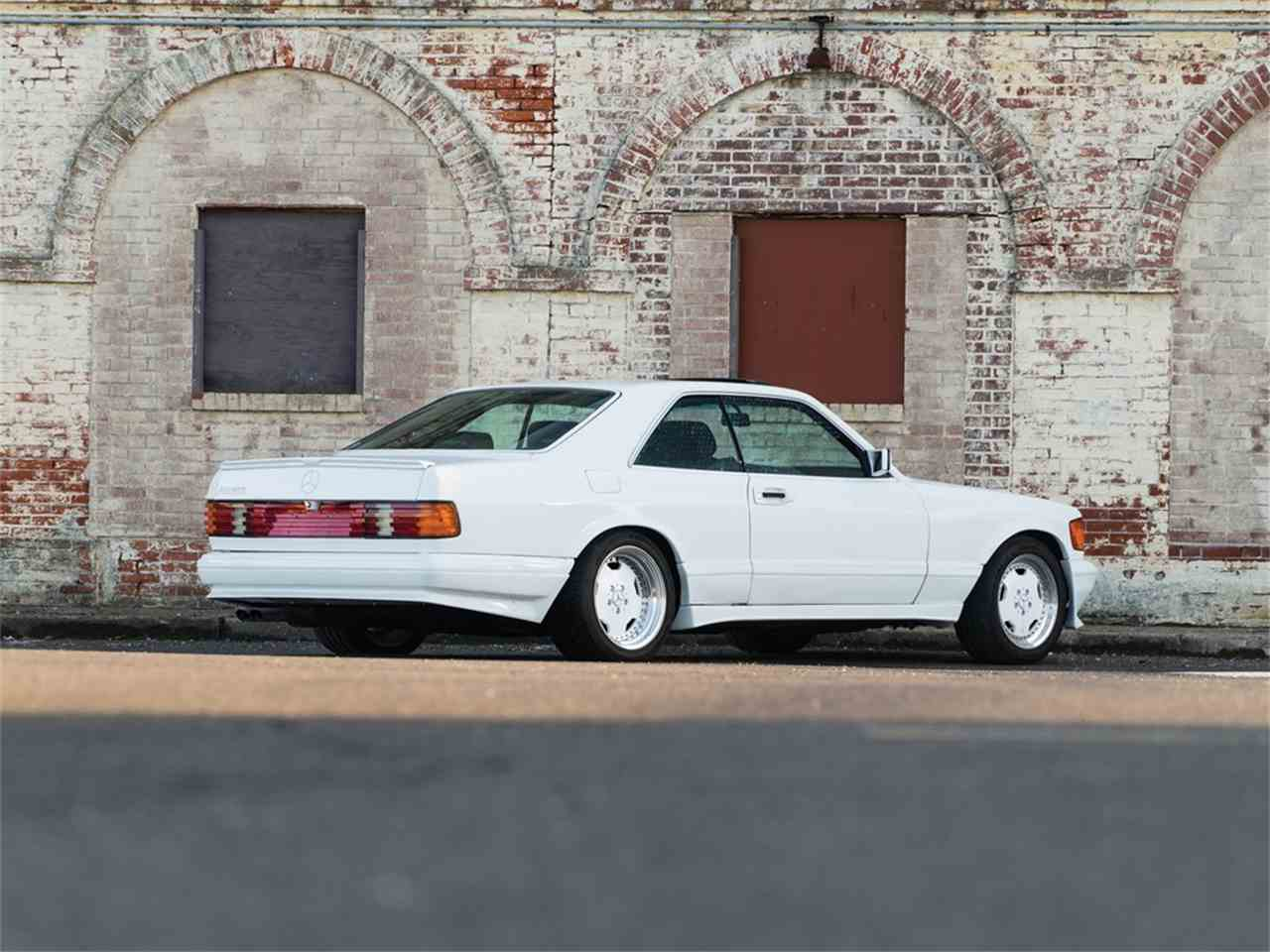 1986 Mercedes-Benz 560 SEC 6.0 AMG \'Wide-Body\' for Sale ...
