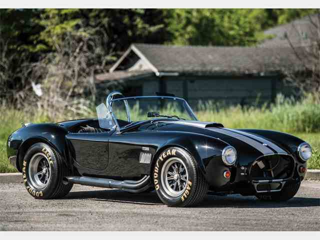 Picture of '65 427 S/C Cobra Alloy Continuation - MWUW