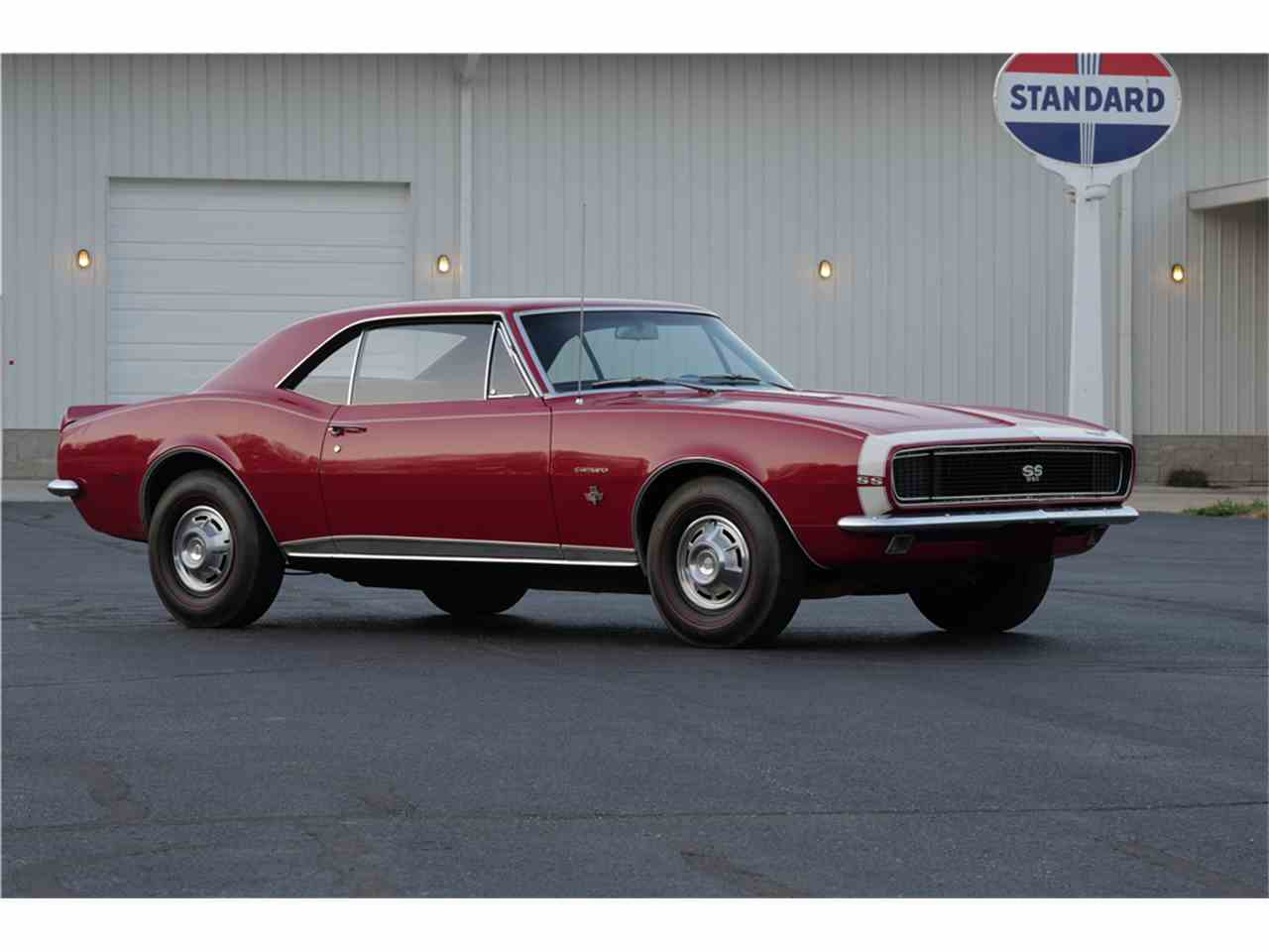 1967 chevrolet camaro rs ss for sale cc 1069063. Black Bedroom Furniture Sets. Home Design Ideas