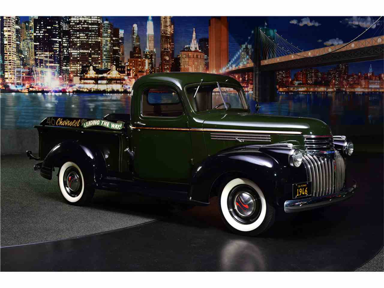 1946 chevrolet 3100 for sale cc 1069113. Black Bedroom Furniture Sets. Home Design Ideas