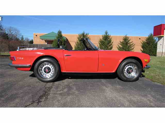 Picture of '72 TR6 - MWYJ