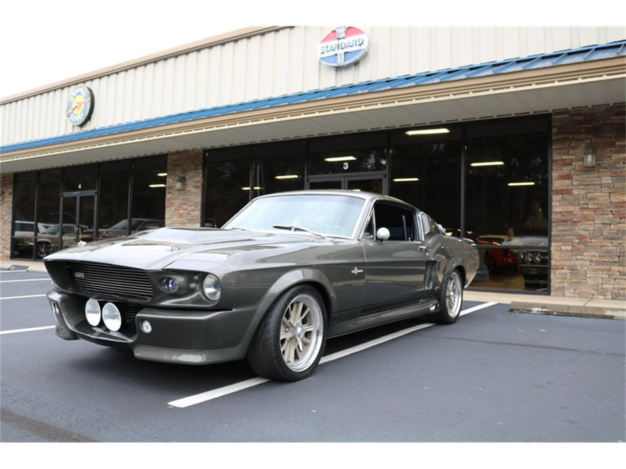 1967 Ford Mustang Shelby GT500 Replica for Sale ...