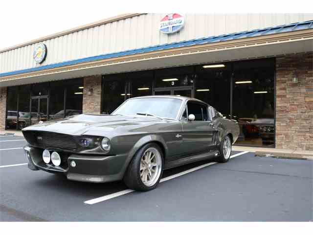 Picture of '67 Mustang Shelby GT500 Replica - MWZO