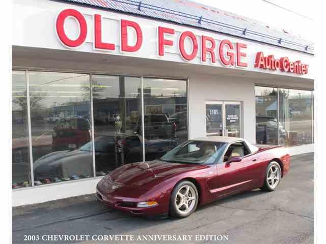 Picture of '03 Corvette - MQLZ