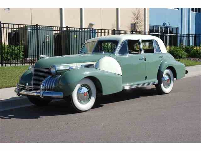Picture of '40 Series 60 Special Sedan - MWZW