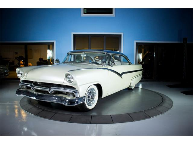 Picture of 1956 Ford Fairlane Tudor Victoria located in Florida - $29,997.00 Offered by  - MX0K