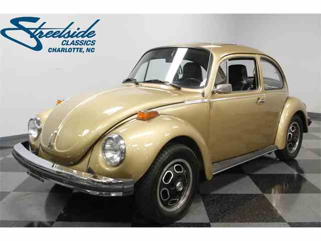 Picture of 1974 Volkswagen Super Beetle located in Concord North Carolina Offered by  - MX17