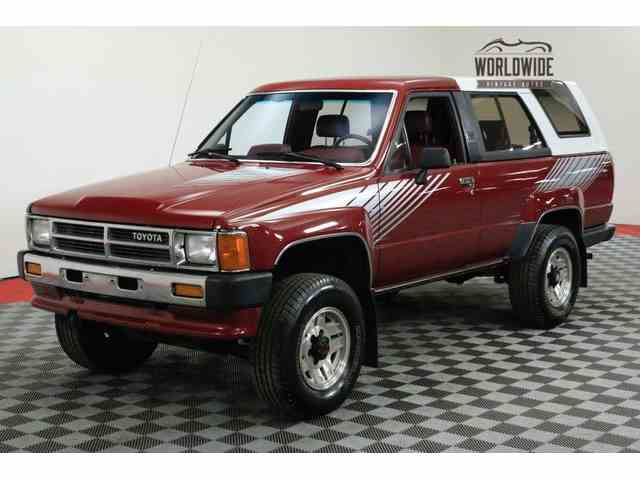 Picture of '87 4Runner - MX1B