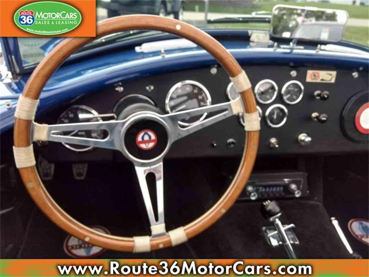 Large Picture of '66 Cobra - MX2B