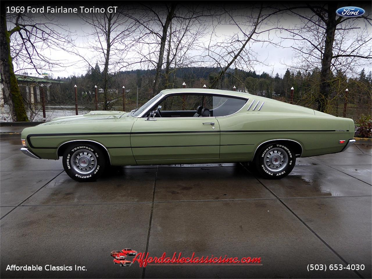 1969 Ford Torino Gt For Sale Cc 1069291 Large Picture Of 69 Mx2j