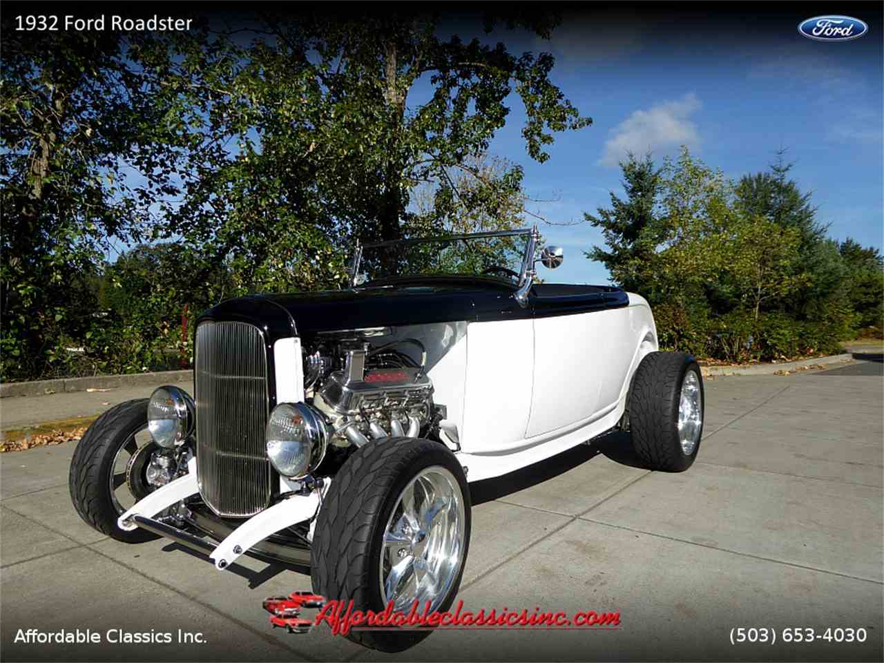 1932 Ford Roadster for Sale | ClassicCars.com | CC-1069296