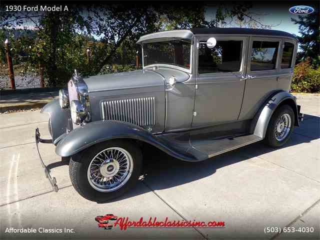 Picture of '30 Model A - MX2P