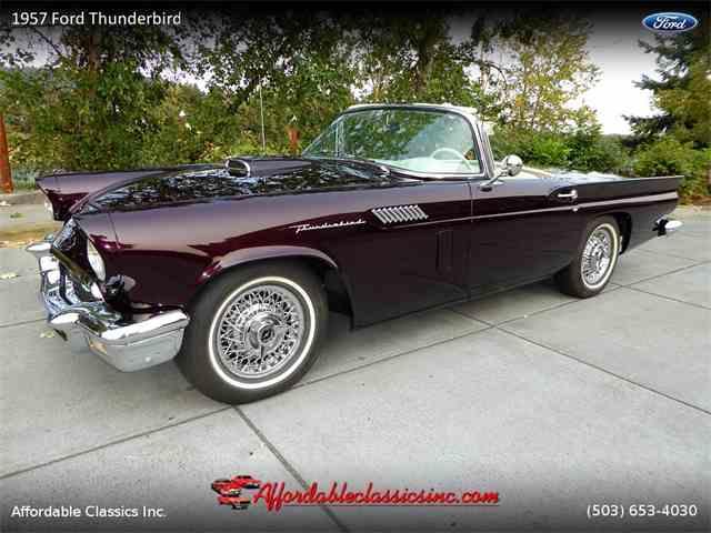 Picture of '57 Thunderbird - MX2S