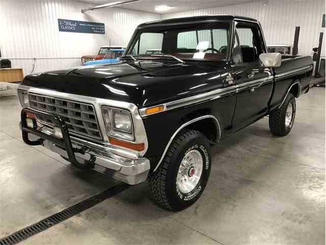1977 to 1979 ford f150 for sale on. Black Bedroom Furniture Sets. Home Design Ideas