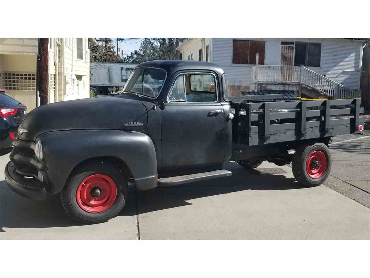 1954 chevrolet 3800 for sale cc 1069329. Black Bedroom Furniture Sets. Home Design Ideas