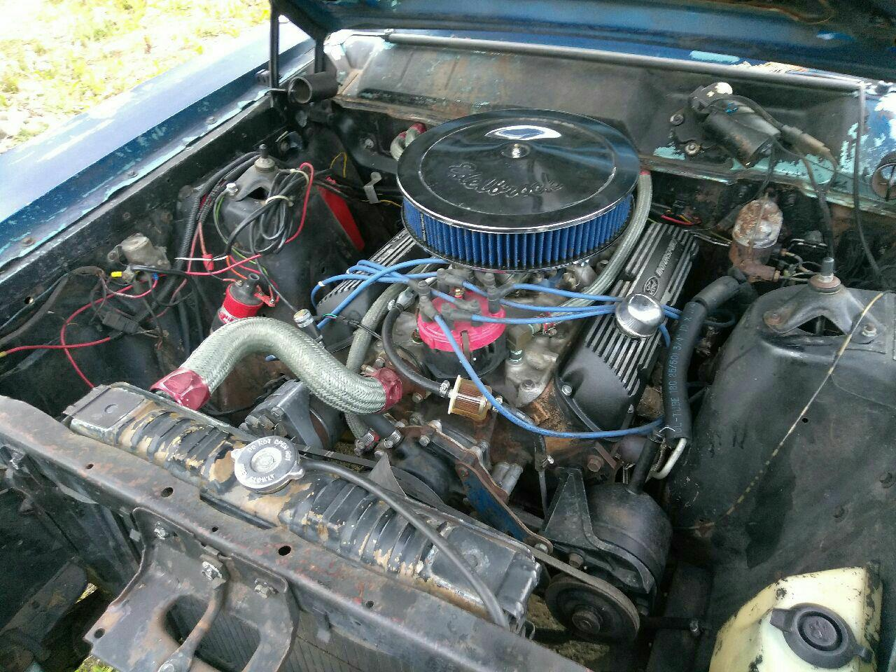 Large Picture of '68 Montego - MX3T