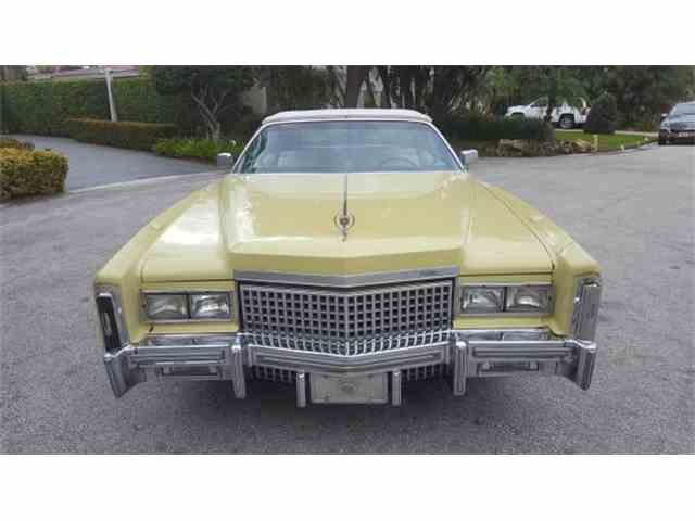 Picture of '75 Eldorado - MX3W