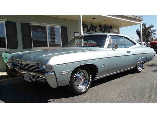Picture of Classic '68 Chevrolet Impala Offered by Play Toys Classic Cars - MX4I