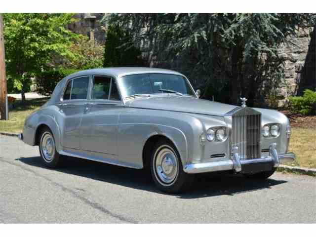 Picture of Classic 1965 Rolls-Royce Silver Cloud III located in Lodi California Offered by Vintage Reserve Garage - MX4Y