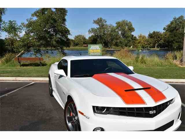 2010 Chevrolet Camaro For Sale On Classiccars Com