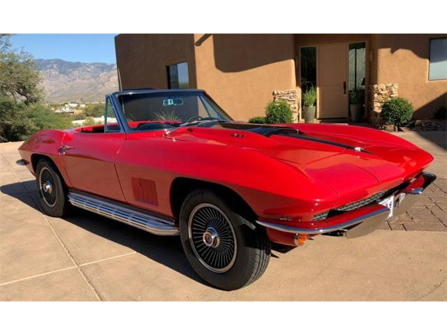 Picture of '67 Corvette - MX5I