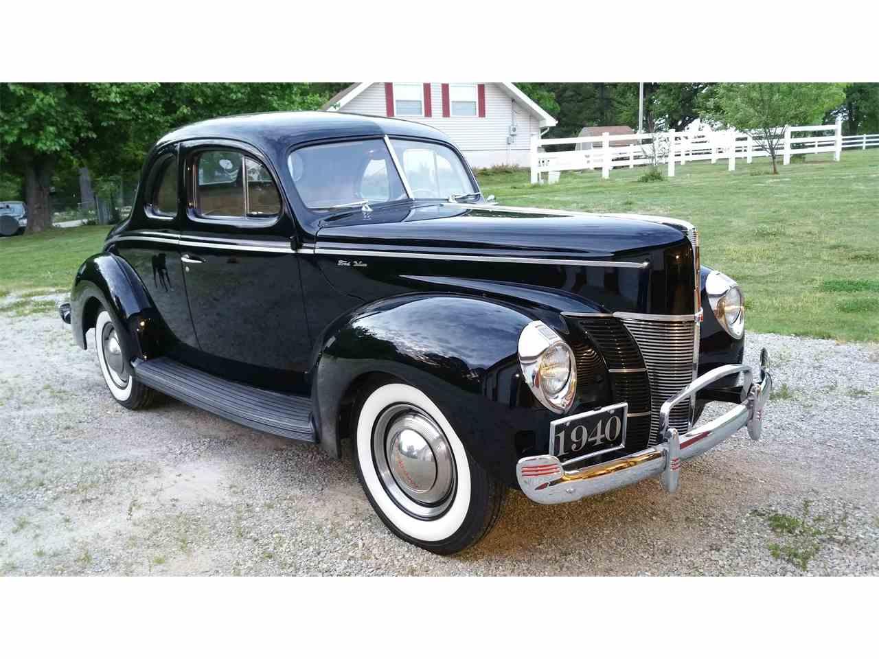 1940 ford business coupe for sale cc 1069404. Black Bedroom Furniture Sets. Home Design Ideas
