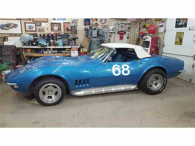 Picture of Classic '68 Corvette - $17,000.00 Offered by a Private Seller - MX5P