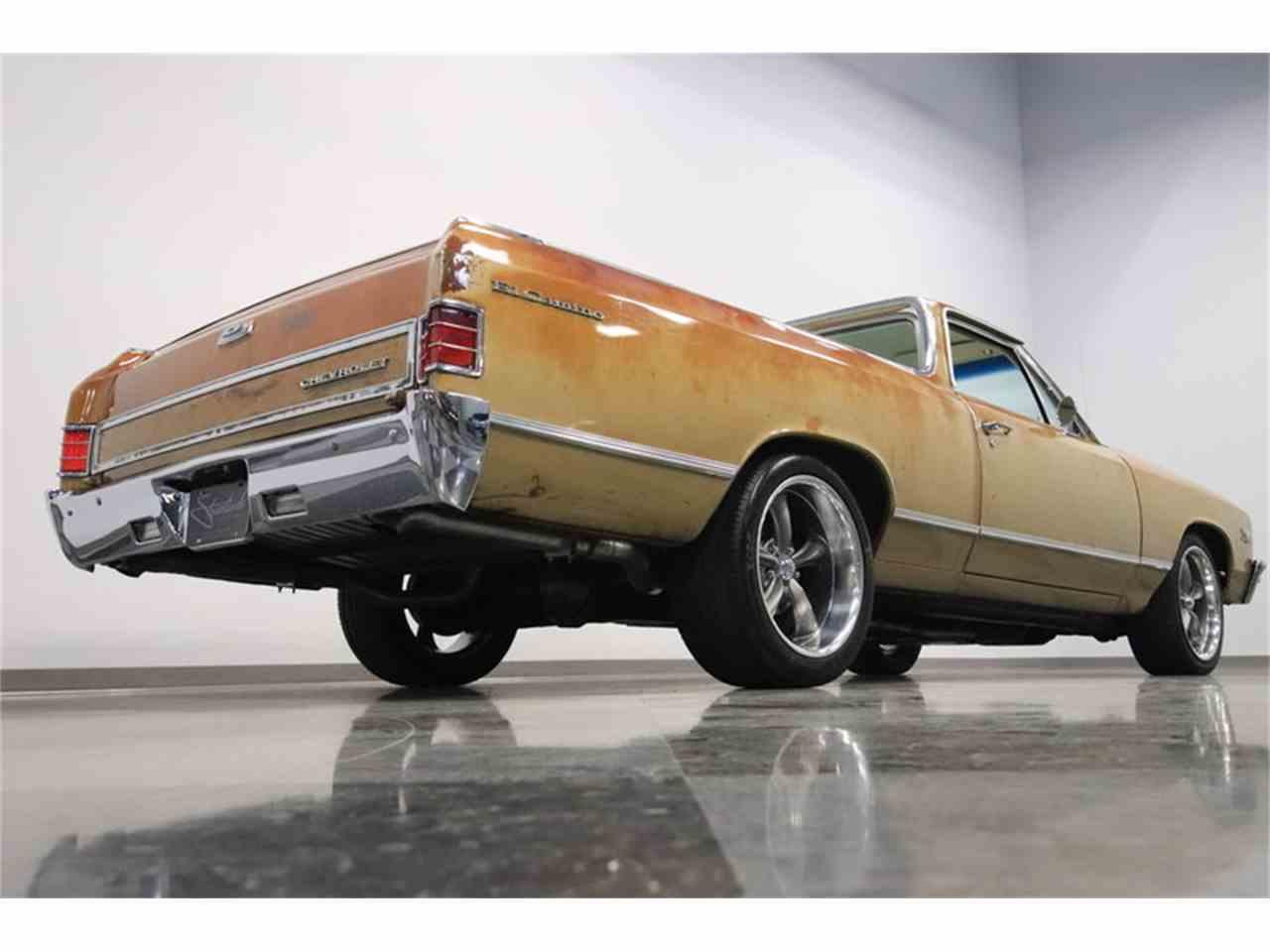 1967 Chevrolet El Camino for Sale | ClassicCars.com | CC-1069419