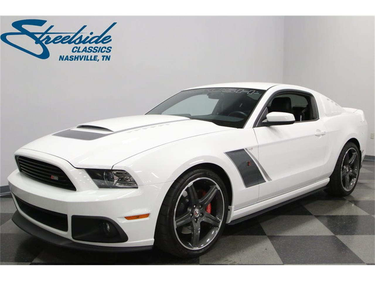 Roush Stage 3 >> 2014 Ford Mustang Roush Stage 3 Phase 3 In Lavergne Tennessee