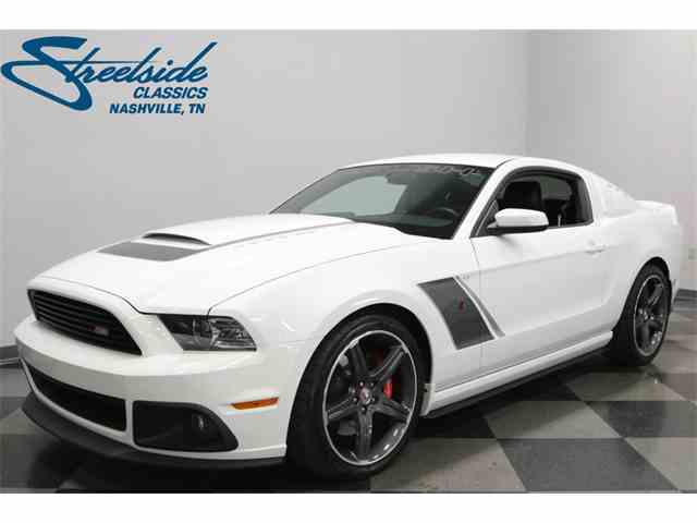 Picture of '14 Mustang Roush Stage 3 Phase 3 - MX64