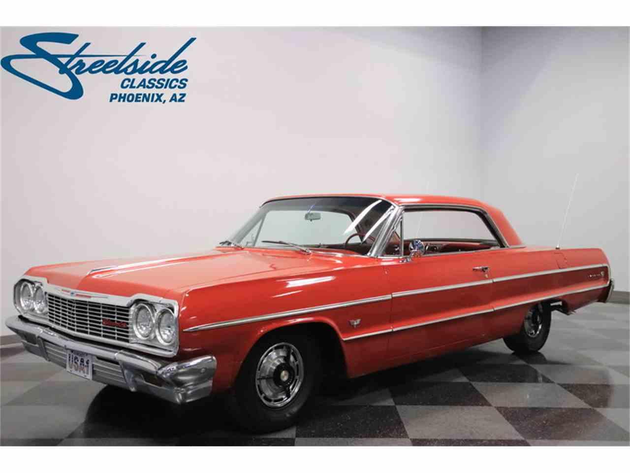 1964 Chevrolet Impala for Sale | ClassicCars.com | CC-1069425