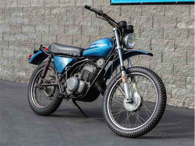 Picture of '76 Motorcycle - MX6D