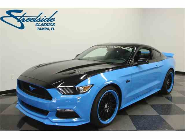 Picture of '15 Mustang Petty's Garage Stage 2 - MX6N