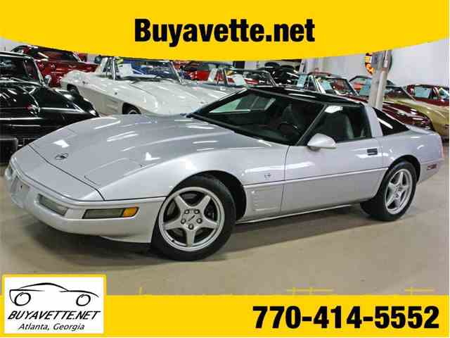 Picture of '96 Corvette - MX6T
