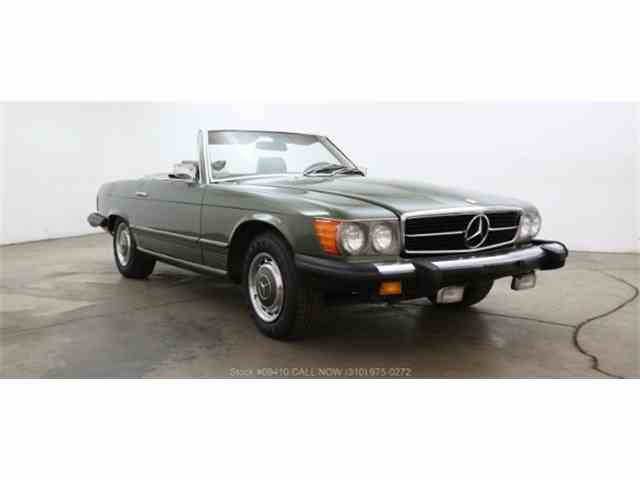 Picture of '75 450SL - MX75
