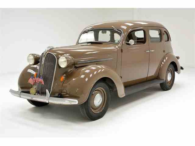 Picture of '37 4-Dr Sedan - MX78