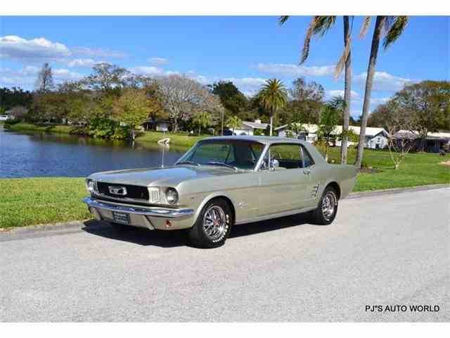 Picture of '66 Mustang - MX82
