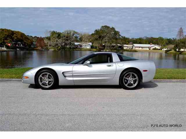 Picture of '02 Corvette - MX88