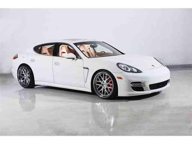 Picture of '11 Panamera - MX89