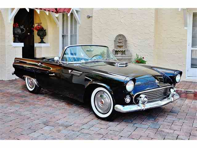 Picture of 1955 Thunderbird located in Florida Offered by Primo Classic International LLC - MX8W