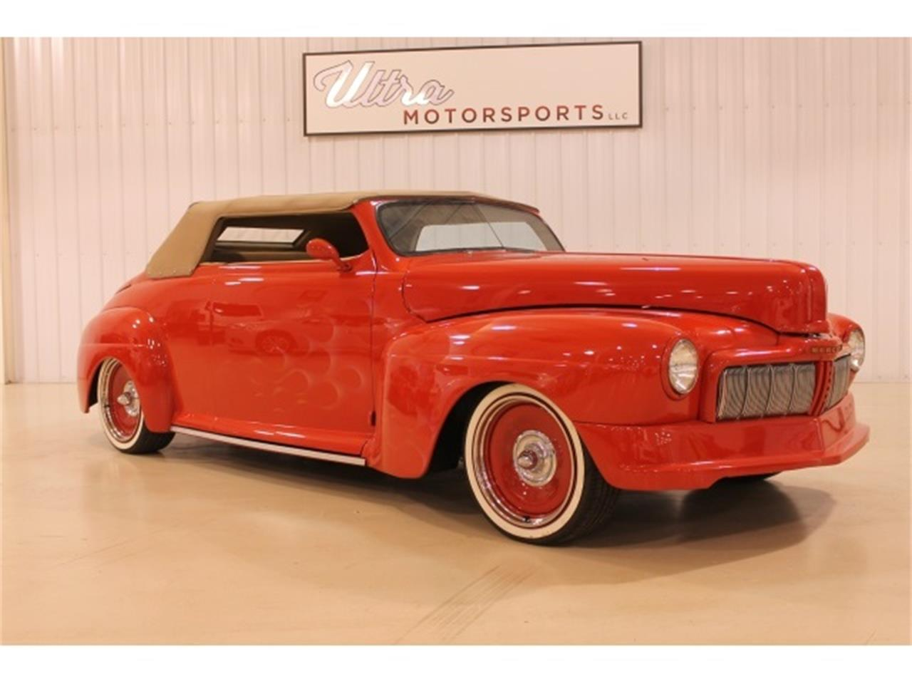 Large Picture of 1946 Mercury Coupe located in Fort Wayne Indiana - $28,000.00 Offered by Ultra Motorsports - MX98