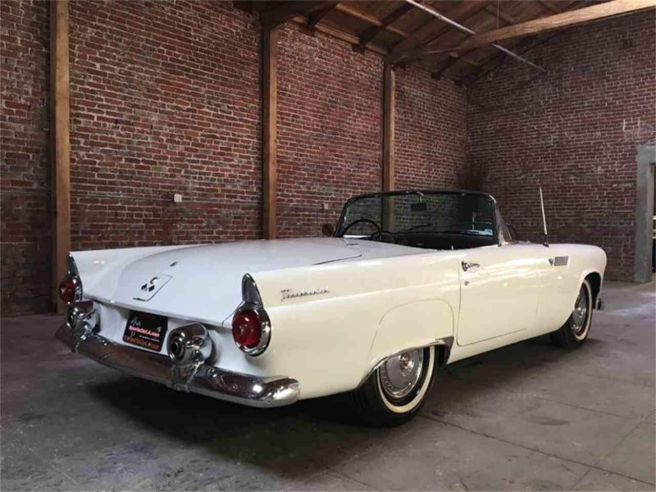 1955 ford thunderbird for sale cc 1069538. Black Bedroom Furniture Sets. Home Design Ideas