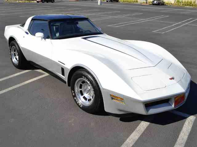 Picture of '82 Corvette - MX9F