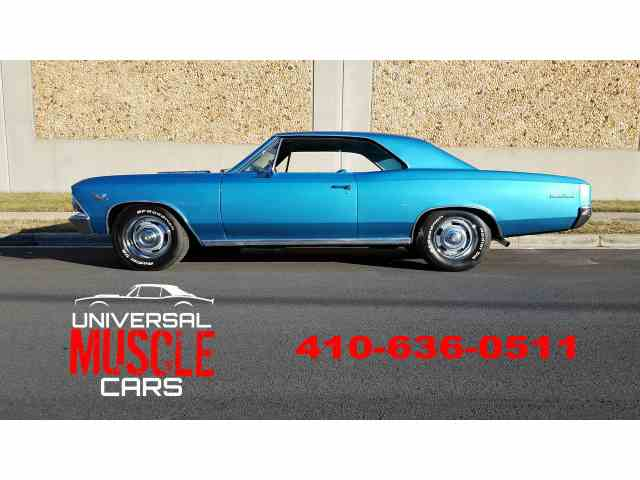 Picture of '66 Chevelle - MX9N