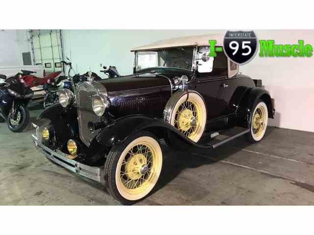 Picture of '30 Model A - MQN0