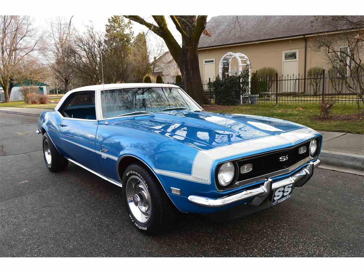 1968 Chevrolet Camaro for Sale | ClassicCars.com | CC-1069562