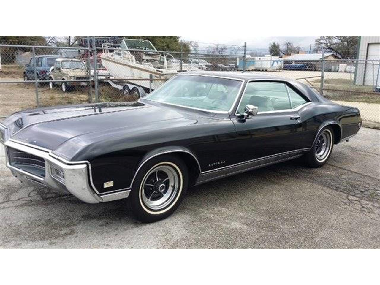 1969 buick riviera for sale | classiccars | cc-1069567
